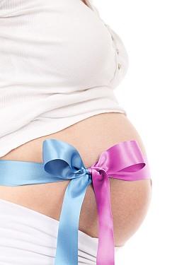 Schwangerschaftsmassage in der Schwangerschaft