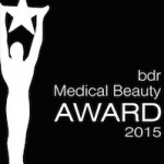 bdr best medical beauty award logo